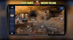 escape games ancient village full walkthrough solution puzzle game