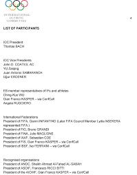 How To List Jobs On Resume Saudi Arabian Anti Doping Committee World News