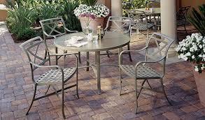 Tropitone Palladian Café Aluminum Patio Furniture Resort - Tropitone outdoor furniture
