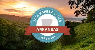 Arkansas travel safety tips images The 20 safest cities in arkansas 2016 safewise jpg
