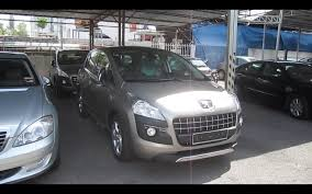 peugeot cars 2011 2011 peugeot 3008 start up and full vehicle tour youtube