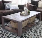 Free Woodworking Plans Coffee Table by Coffee Tables At Woodworkersworkshop Com