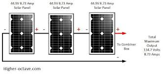 how u0026 why to wire solar panels in parallel or in series higher