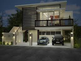 2 storey house design a tropical design 2 storey residential home in tagaytay city