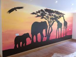 best 25 south african decor ideas on pinterest african design south african sunset jungle mural