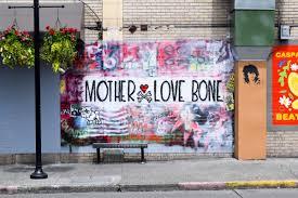 mother love bone mural outside easy street records update image