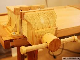 Wooden Ca by How To Make A Wooden Vise Ibuildit Ca