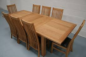 dining table extendable 4 to 8 lichfield extending dining tables 8 seater oak dining table set
