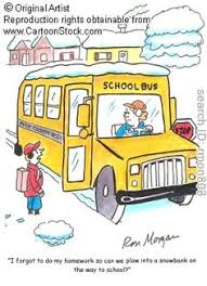 School Bus Meme - school bus funny clipart