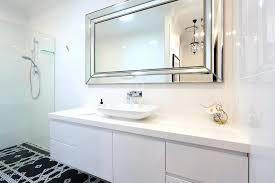 Beveled Bathroom Mirror by T4urbanhome Page 12 3 Way Wall Mirror Quatrefoil Wall Mirror