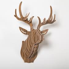 wooden stag wall decoration images home wall decoration ideas