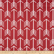 premier prints arrow macon timberwolf red discount designer