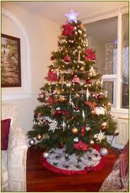 wonderful traditional tree decorating ideas design