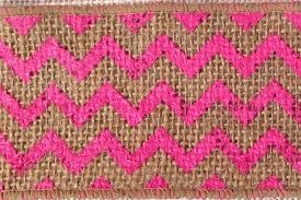 wholesale burlap ribbon 2 5 burlap ribbon chevron your fabric source wholesale fabric