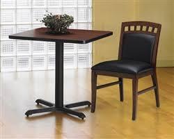 Square Bistro Table Bistro Cafe U0026 Lunch Room Tables Affordable Bistro Table Sets