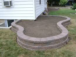 Ideas For Retaining Walls Garden by 005 Retaining Wall Garden Bed Off Corner Of House Garden Beds
