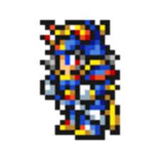Warrior Of Light Warrior Of Light Ffrk Final Fantasy Record Keeper Official