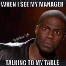 Waitressing Memes - waiter waitress humour home facebook