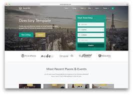 top 18 responsive html5 directory website templates 2017 colorlib