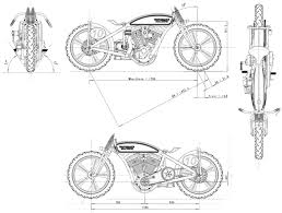 Wall Blueprints Pretty Cool Wall Art For Garage Bikes I Love Pinterest Walls