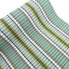 Striped Runner Rug Striped 100 Cotton Runner Rugs Ebay