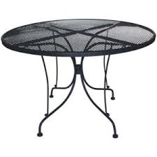Wrought Iron Patio Tables Luxury Design Used Wrought Iron Patio Furniture Commercial Sets