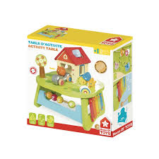 wooden activity table for wooden multi activity table for children off 1 year