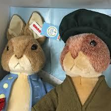 rabbit and benjamin bunny rabbit benjamin bunny limited edition boxed set plush toys