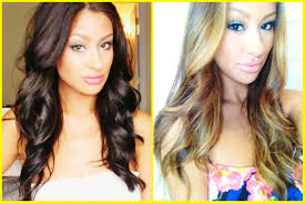 diy highlights for dark brown hair diy how to go from dark to light hair talk thru ombre balayage