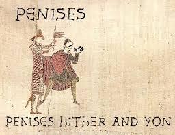 Tapestry Meme - image 90696 medieval macros bayeux tapestry parodies know