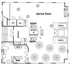 how to make floor plans sle floor plans and room setup ideas to create your own venue
