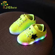 light up tennis shoes for fashion led light up stars kids glowing shoes for baby boy
