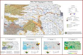 Map Of Wichita Ks Kansas Geological Survey Kgs High Plains Ogallala Aquifer Maps