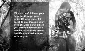 Love Makes You Blind Quotes Sweet Love Quotes 365greetings Com