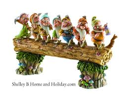 seven dwarves homeward bound by jim shore disney traditions