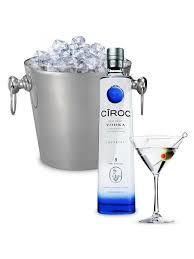 vodka gift baskets build a basket ciroc vodka gift basket