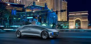 benz f015 luxury in motion autonomous concept unveiled at ces