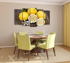 mittagessen aus fünf speisen poster und wandbilder fürs - Wandbilder Esszimmer