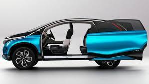 auto con porte scorrevoli honda vision xs 1 concept omniauto it