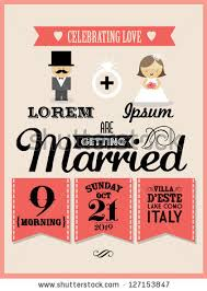 wedding invitations vector wedding invitation card template vectorillustration stock vector
