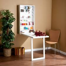 Wall Mounted Drop Leaf Table Inspiring Wall Mounted Scrapbook Organizer Combined With Drop Down