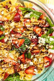 30 easy pasta salad recipes best ideas for pasta salads u2014delish com