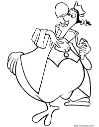 alice in wonderland coloring pages 4 disney coloring book