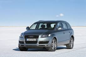 Audi Q7 2008 - classic audi q7 sounds brutal with 4 2 fsi v8 and straight pipe