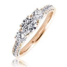diamond studded mazal diamond 3 diamond engagement ring with diamond