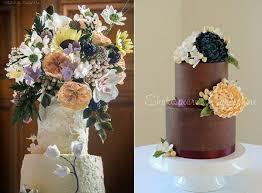 autumn wedding cakes cake geek magazine