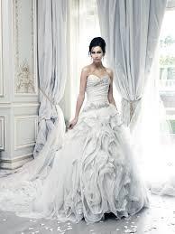wedding dress designers uk fairytale wedding featuring ian stuarts frill me collection