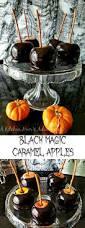halloween dixie cups black magic caramel apples a kitchen hoor u0027s adventures