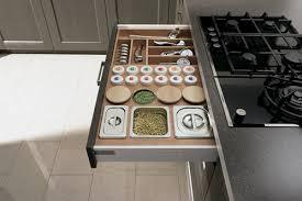 rangement tiroir cuisine photo le guide de la cuisine tiroirs à épices