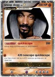 Quickscope Meme - pokémon snoop dogg 97 97 quickscope my pokemon card
